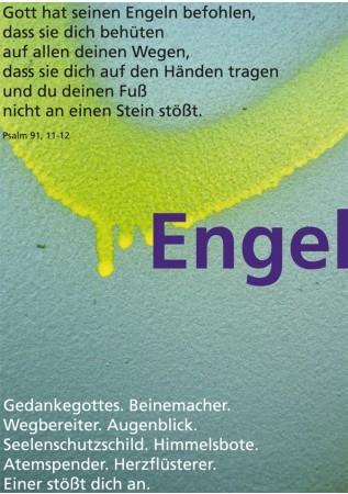 "Postkarte ""Engel"""