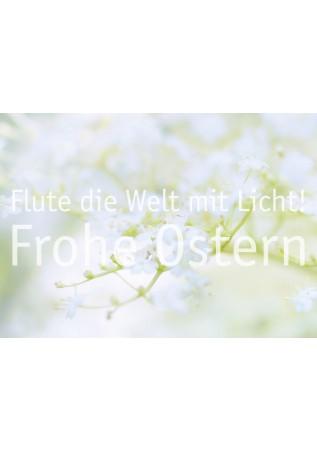 "Postkarte ""Frohe Ostern"""