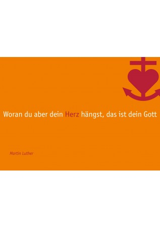 "Postkarte ""Herz"""