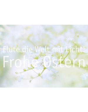 "Klappkarte ""Frohe Ostern"""