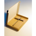 Wandkreuz crux aus Edelstahl in Geschenkverpackung